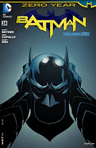 Batman (2011-2016) No.24