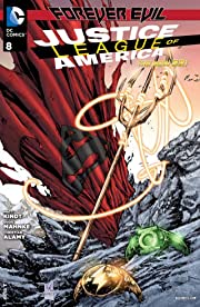 Justice League of America (2013-2015) #8