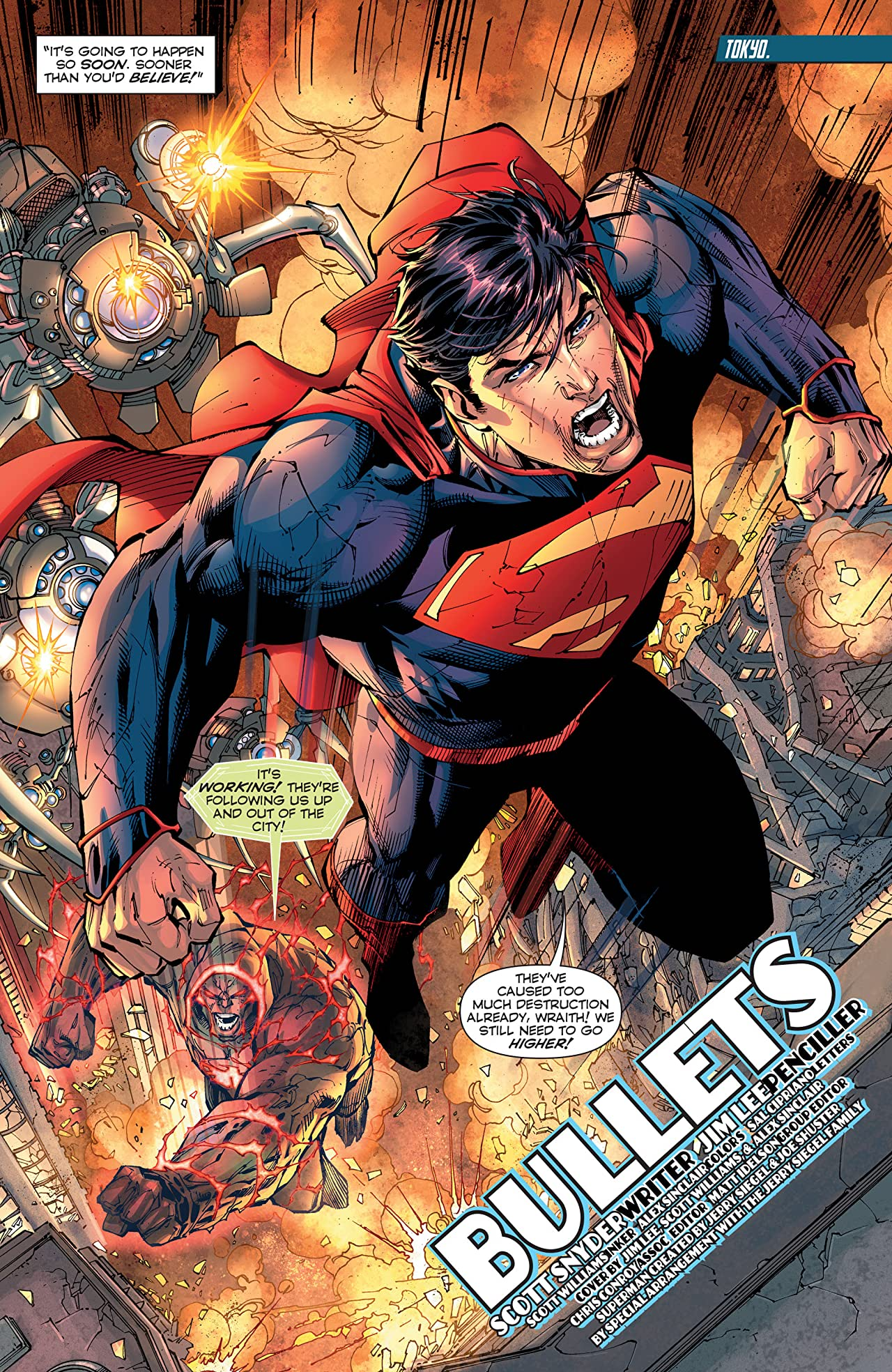 Superman Unchained (2013-2014) #4