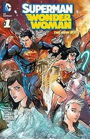 Superman/Wonder Woman (2013-2016) #1