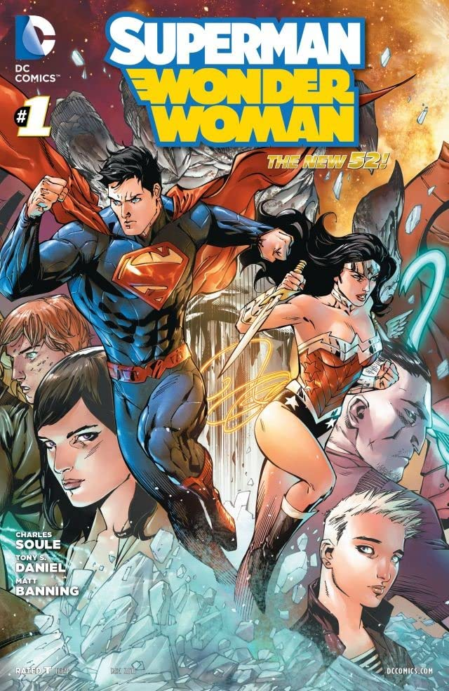 Superman/Wonder Woman (2013-) #1