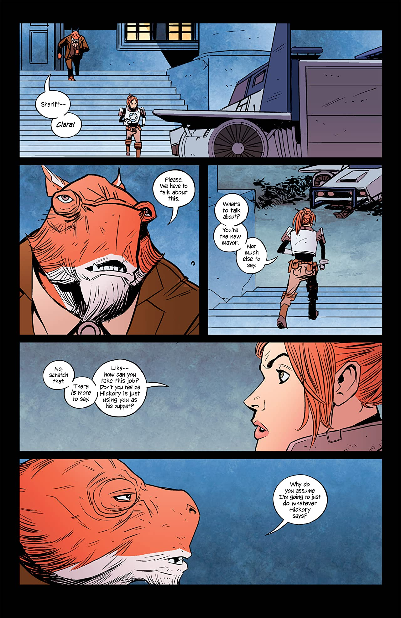 Copperhead #12