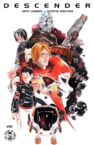 Descender No.21