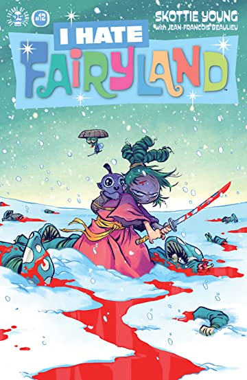 I Hate Fairyland #12