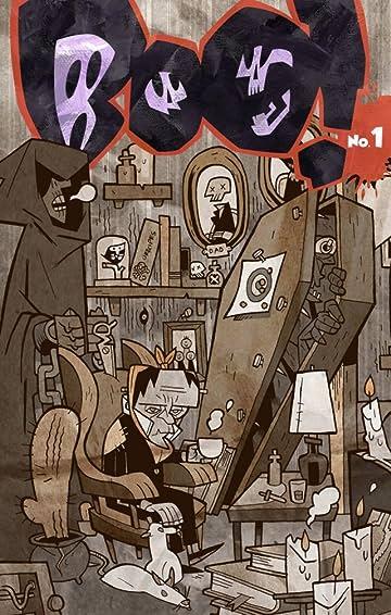 BOO! Halloween Stories #1