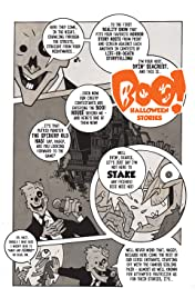 BOO! Halloween Stories #1