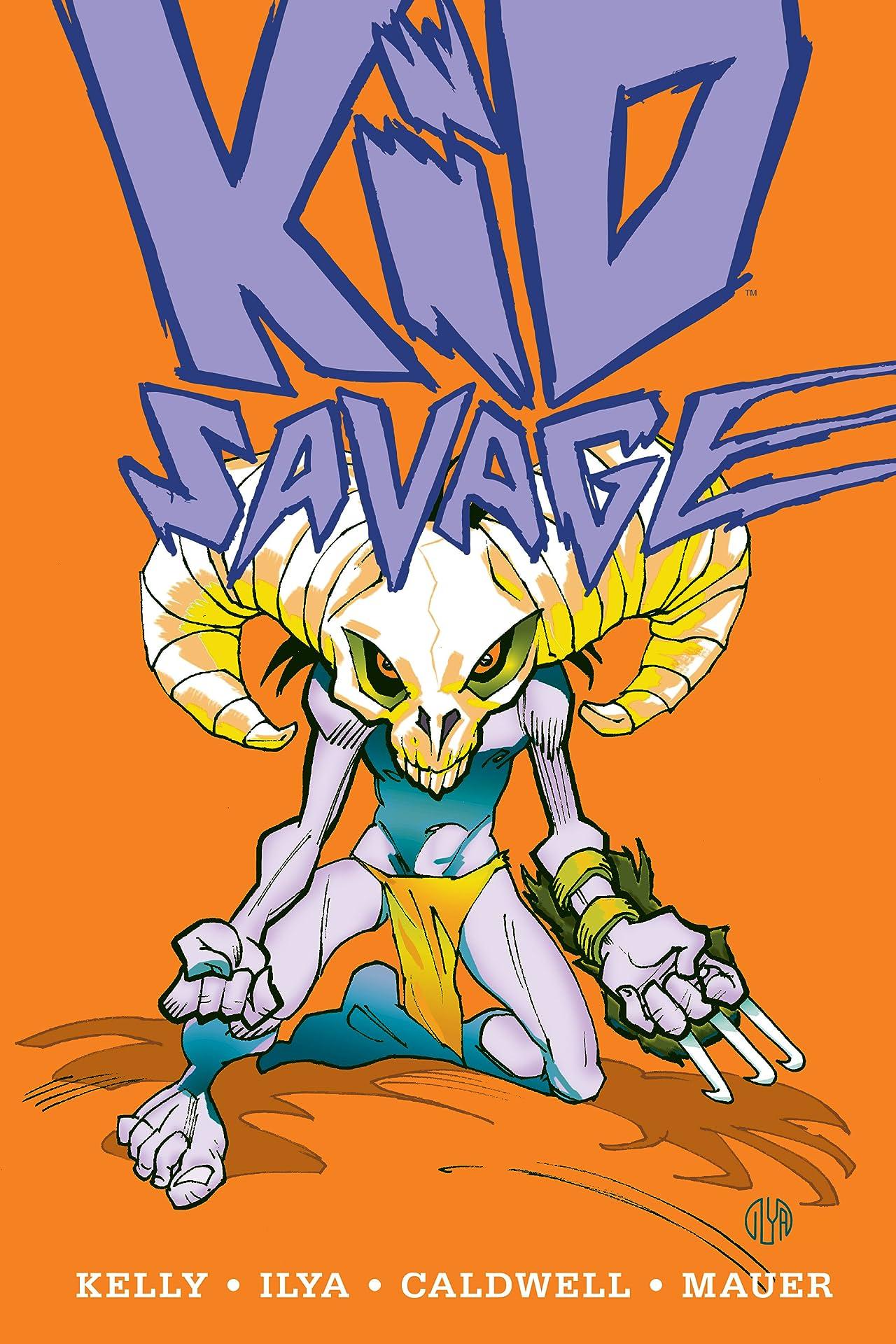 Kid Savage Vol. 1