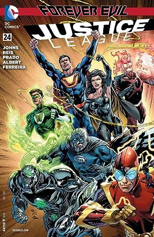 Justice League (2011-) #24
