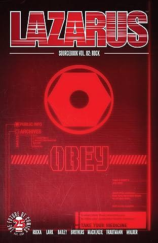 Lazarus Sourcebook No.2: Hock