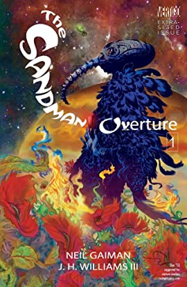 The Sandman: Overture (2013-2015) No.1 (sur 6)