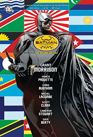 Batman Incorporated (2010-2011) Tome 1: Deluxe