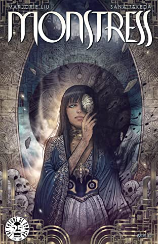 Monstress No.12