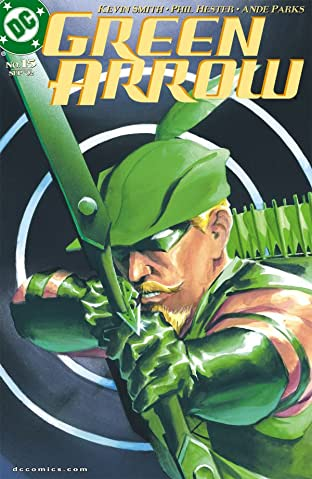 Green Arrow (2001-2007) No.15
