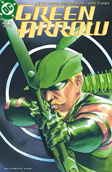 Green Arrow (2001-2007) #15