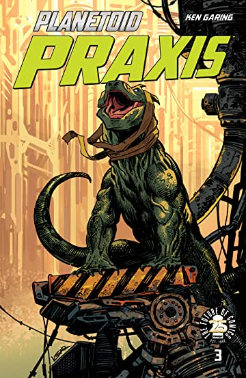 Planetoid Praxis #3
