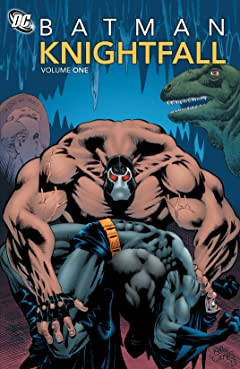 Batman: Knightfall Tome 1