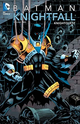 Batman: Knightfall Tome 2: Knightquest
