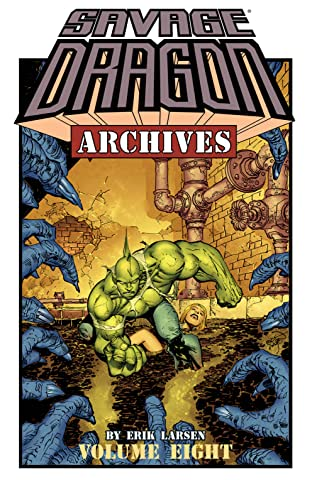 Savage Dragon Archives Tome 8