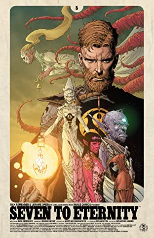 Seven To Eternity No.5