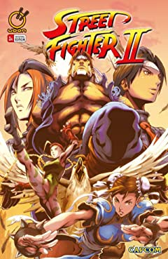 Street Fighter II #3