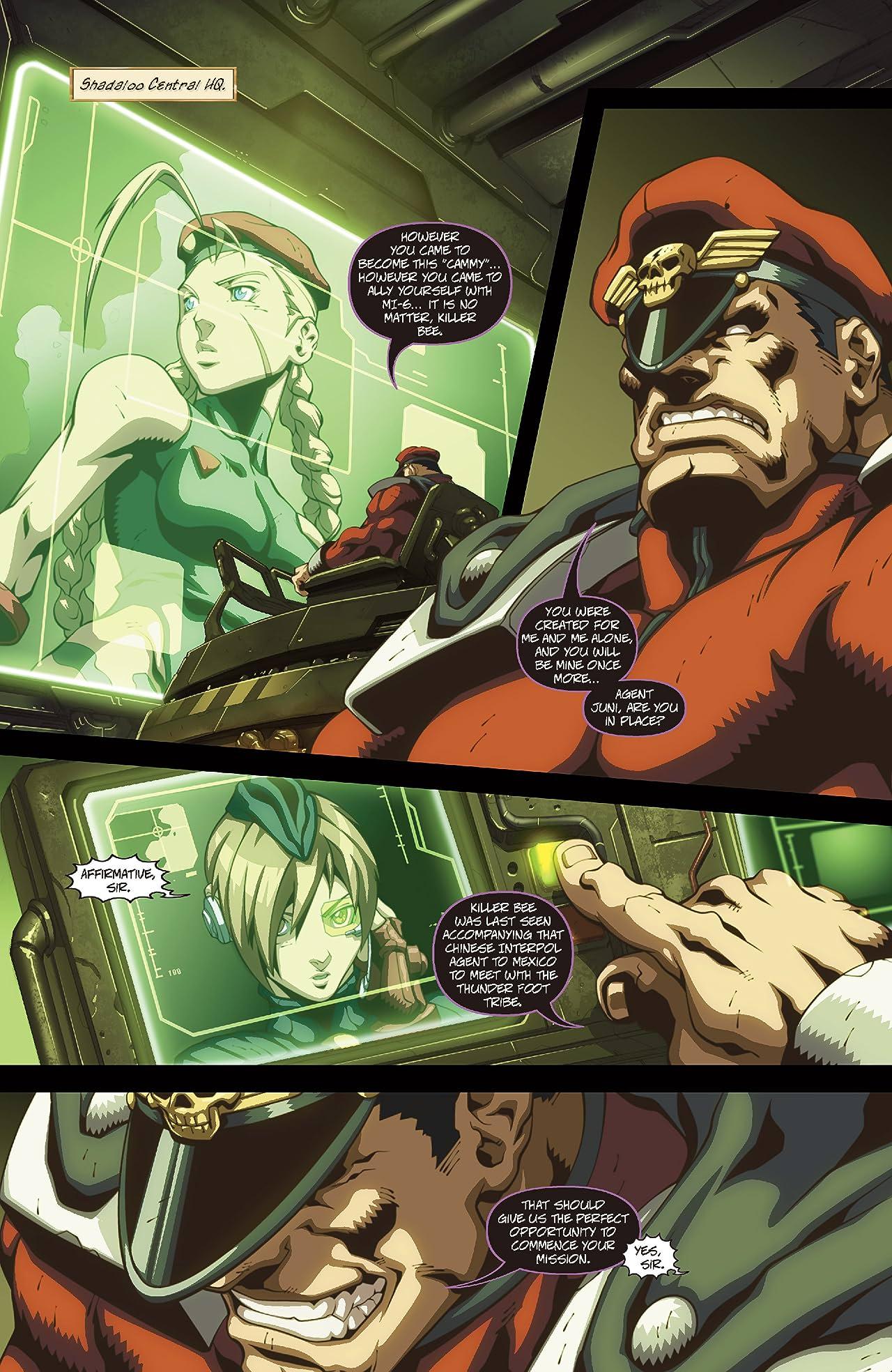 Street Fighter II #3