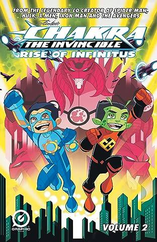 Stan Lee's Chakra The Invincible: Rise of Infinitus Vol. 2