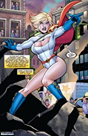 Power Girl (2009-2011) #6