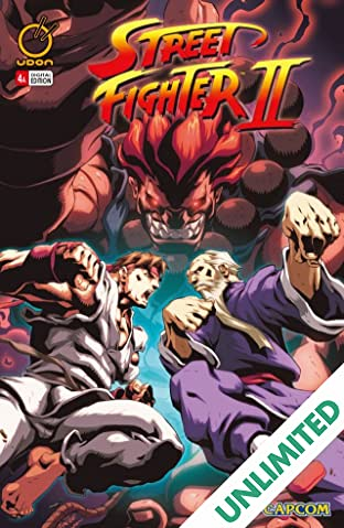 Street Fighter II #4