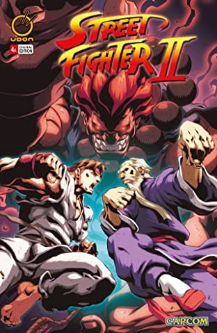 Street Fighter II No.4