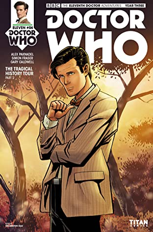 Doctor Who: The Eleventh Doctor No.3.4