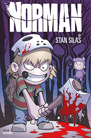 Norman: The First Slash #2.5