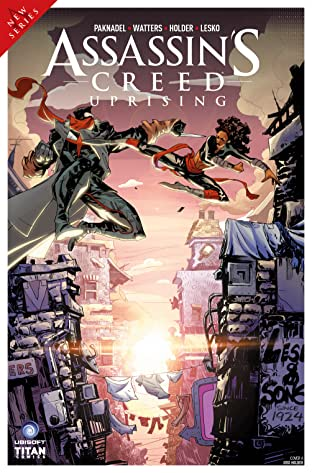 Assassin's Creed: Uprising #4
