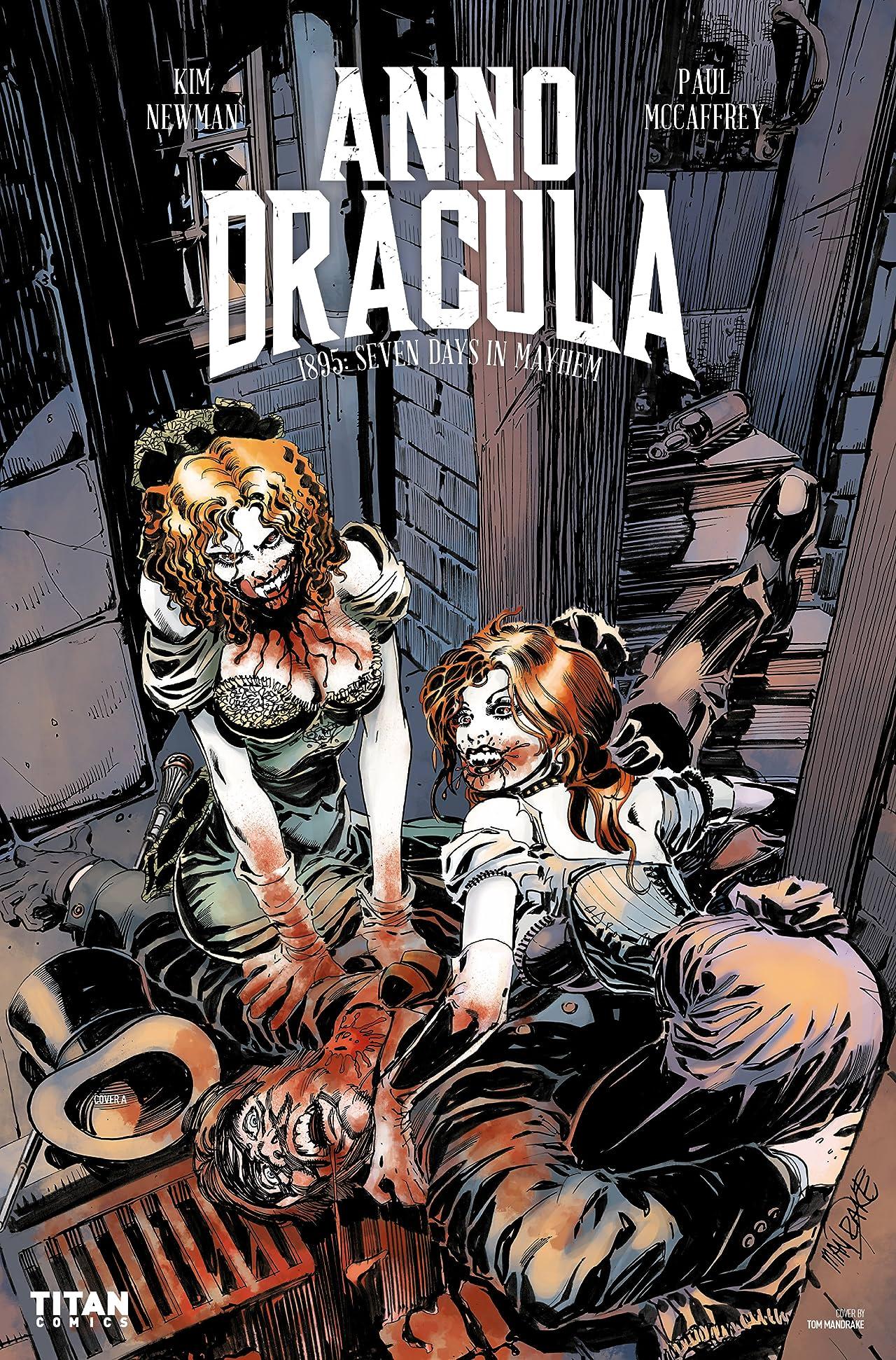 Anno Dracula #2