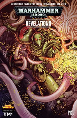 Warhammer 40,000: Revelations #6