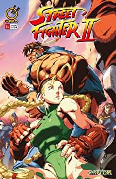 Street Fighter II #5