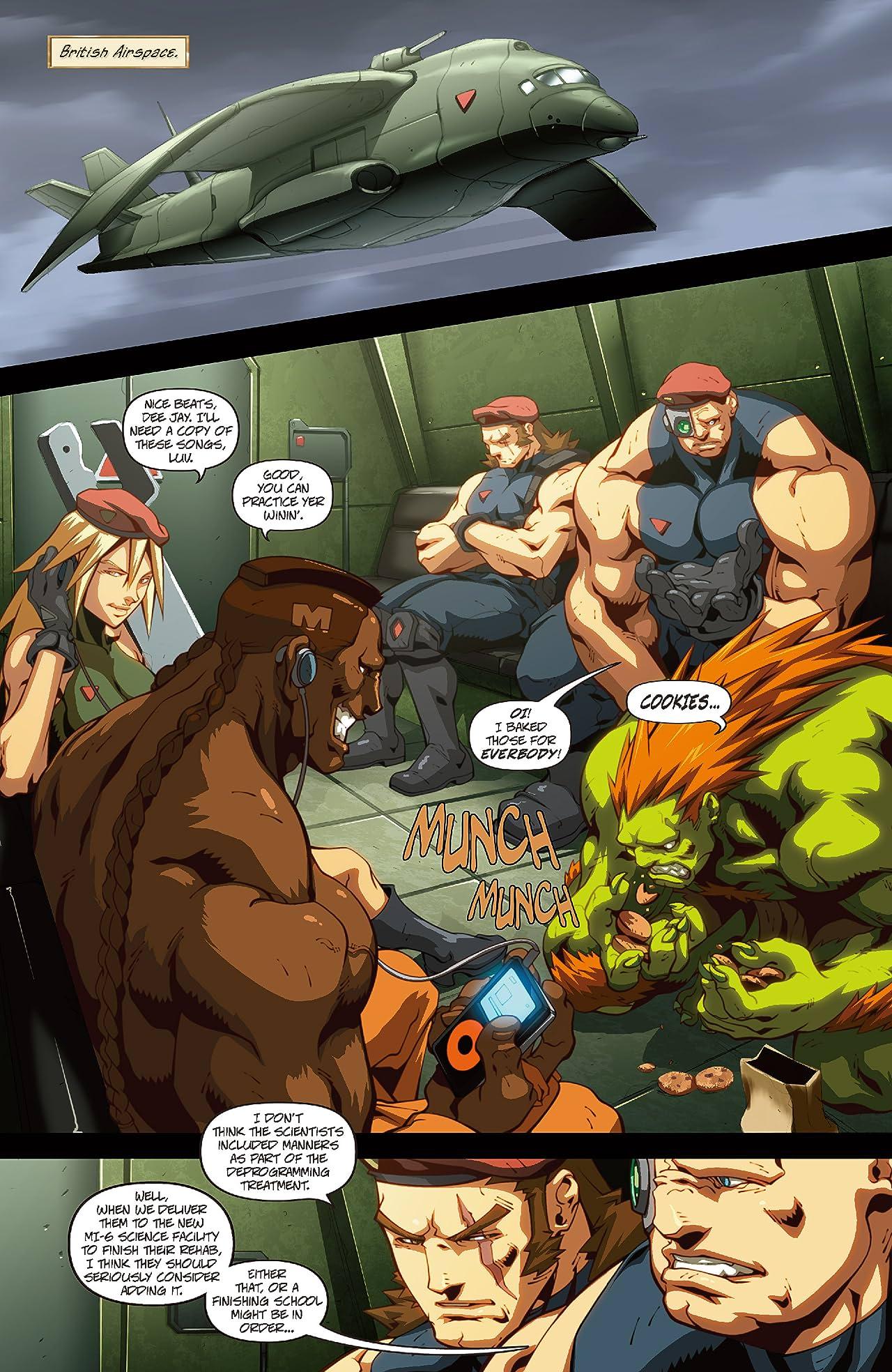 Street Fighter II #5