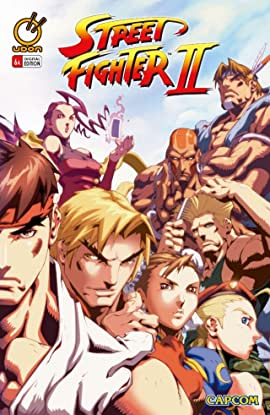 Street Fighter Ii 6 Comics By Comixology