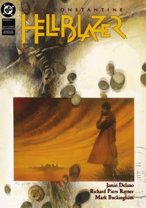 Hellblazer #13