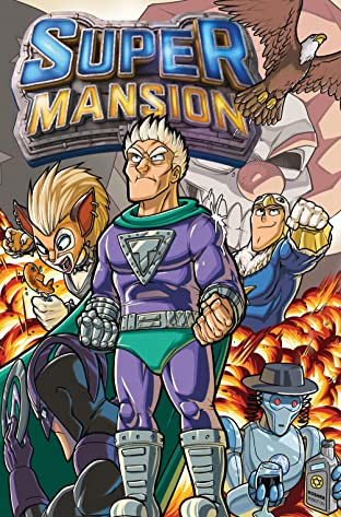 SuperMansion #2