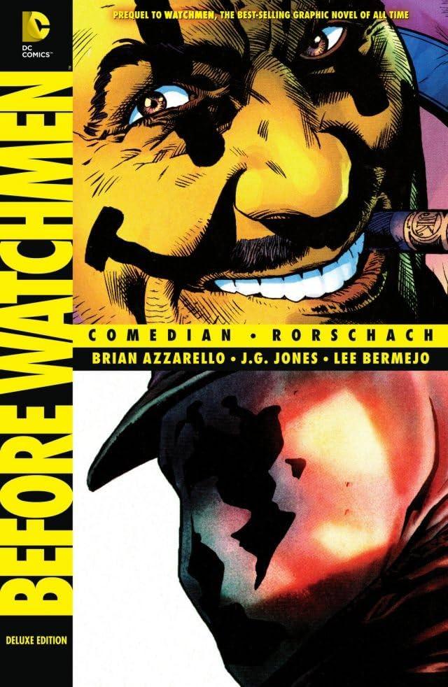 Before Watchmen: Comedian/Rorschach