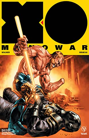 X-O Manowar (2017) No.2