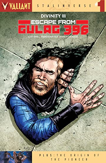 Divinity III: Escape From Gulag 396 #1
