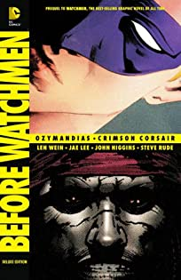 Before Watchmen: Ozymandias/Crimson Corsair