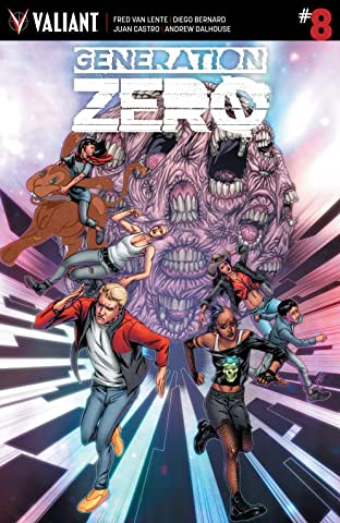 Generation Zero No.8