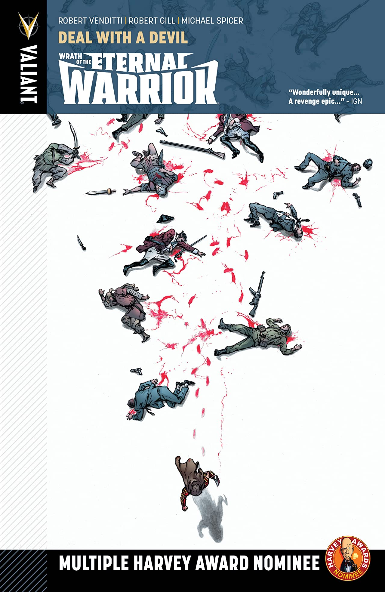 Wrath of the Eternal Warrior Vol. 3: Deal With a Devil