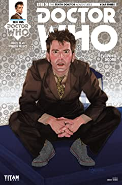 Doctor Who: The Tenth Doctor #3.5
