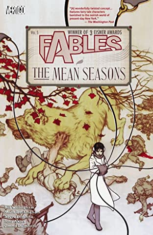 Fables Tome 5: The Mean Seasons