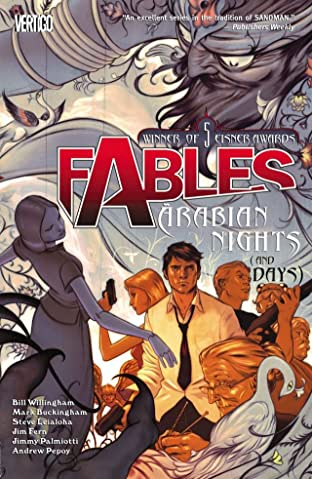 Fables Tome 7: Arabian Nights (and Days)
