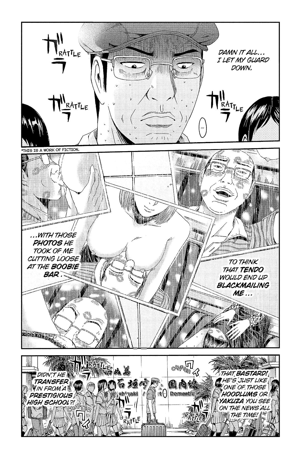 GTO: Paradise Lost #82