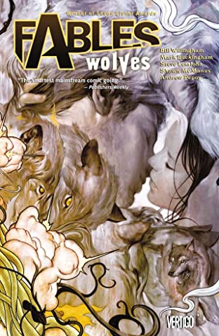 Fables Tome 8: Wolves